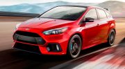 NEW LIMITED-EDITION 2018 FOCUS RS PERFORMANCE