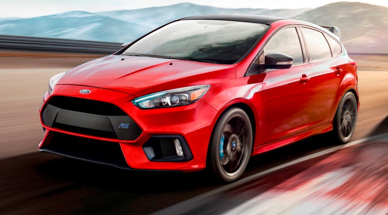 New Limited Edition 2018 Focus Rs Performance