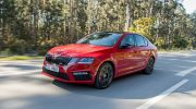 THE NEW ŠKODA OCTAVIA vRS 245