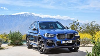 THE ALL-NEW 2018 BMW X3