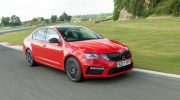 ŠKODA UNLEASHES NEW OCTAVIA vRS 245