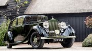 ROLLS-ROYCE EXHIBITION 'THE GREAT EIGHT PHANTOMS' IN JULY