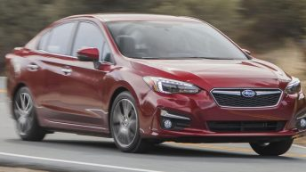 SUBARU ANNOUNCES PRICING ON 2018 SUBARU IMPREZA MODELS