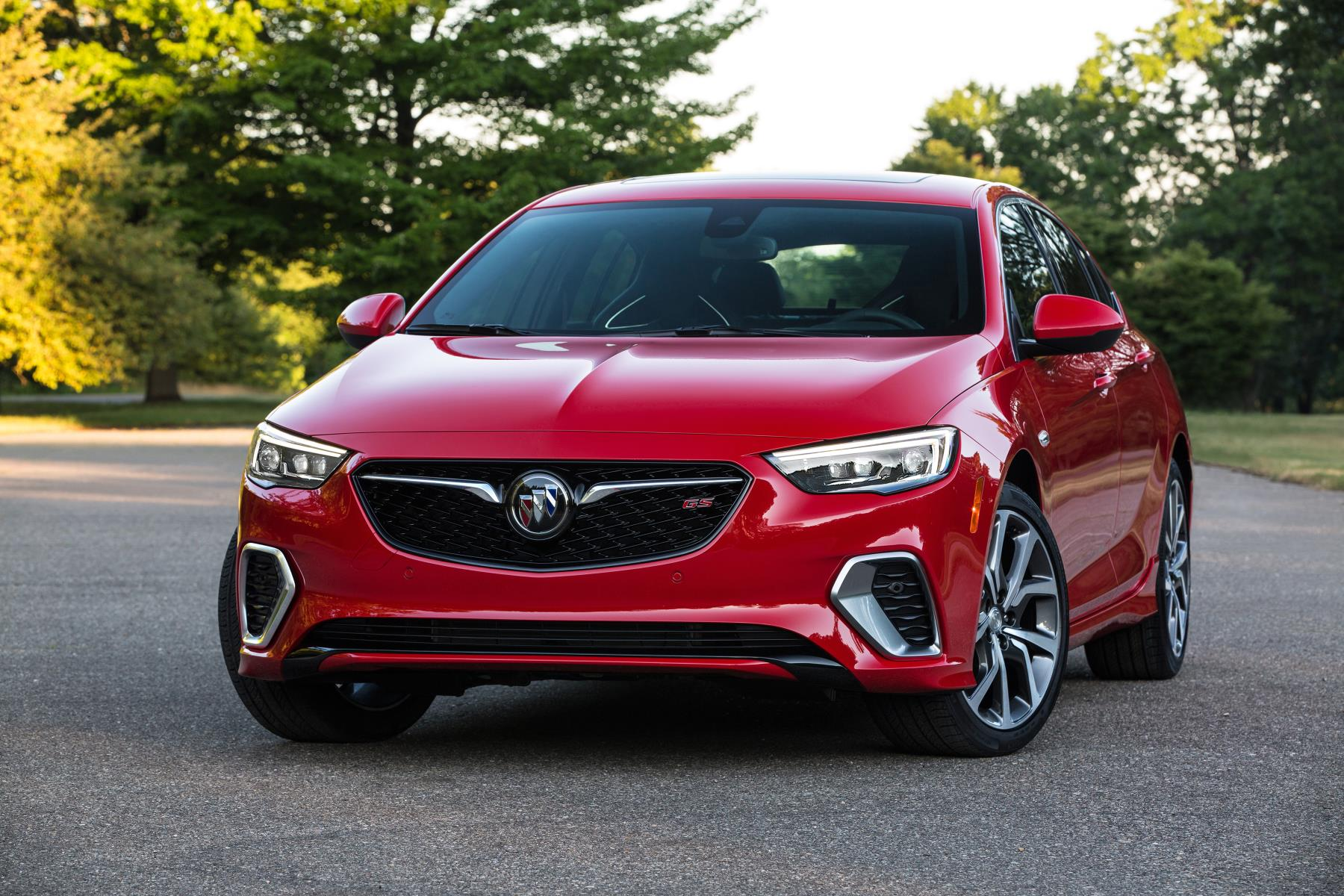 buick preview playing the auto middle sportback review regal it down price roadshow