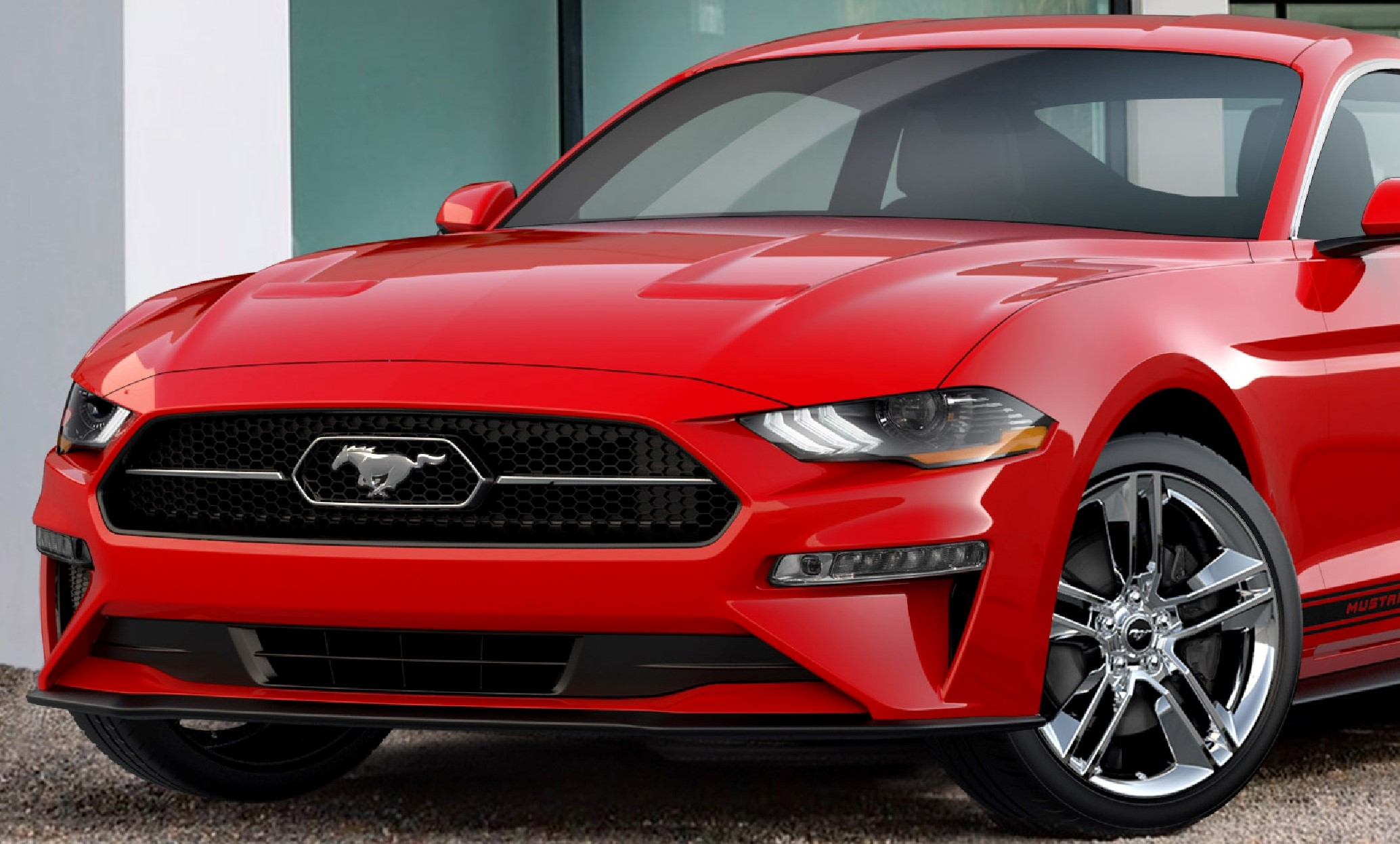 Ford Mustang 2017 Ecoboost >> NEW PONY PACKAGE FOR 2018 MUSTANG - myAutoWorld.com
