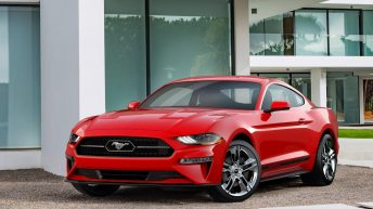 NEW PONY PACKAGE FOR 2018 MUSTANG