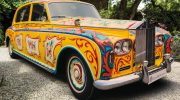 THE JOHN LENNON'S ROLLS ROYCE WILL BE JOINING THE GREAT EIGHT PHANTOMS EXHIBITION
