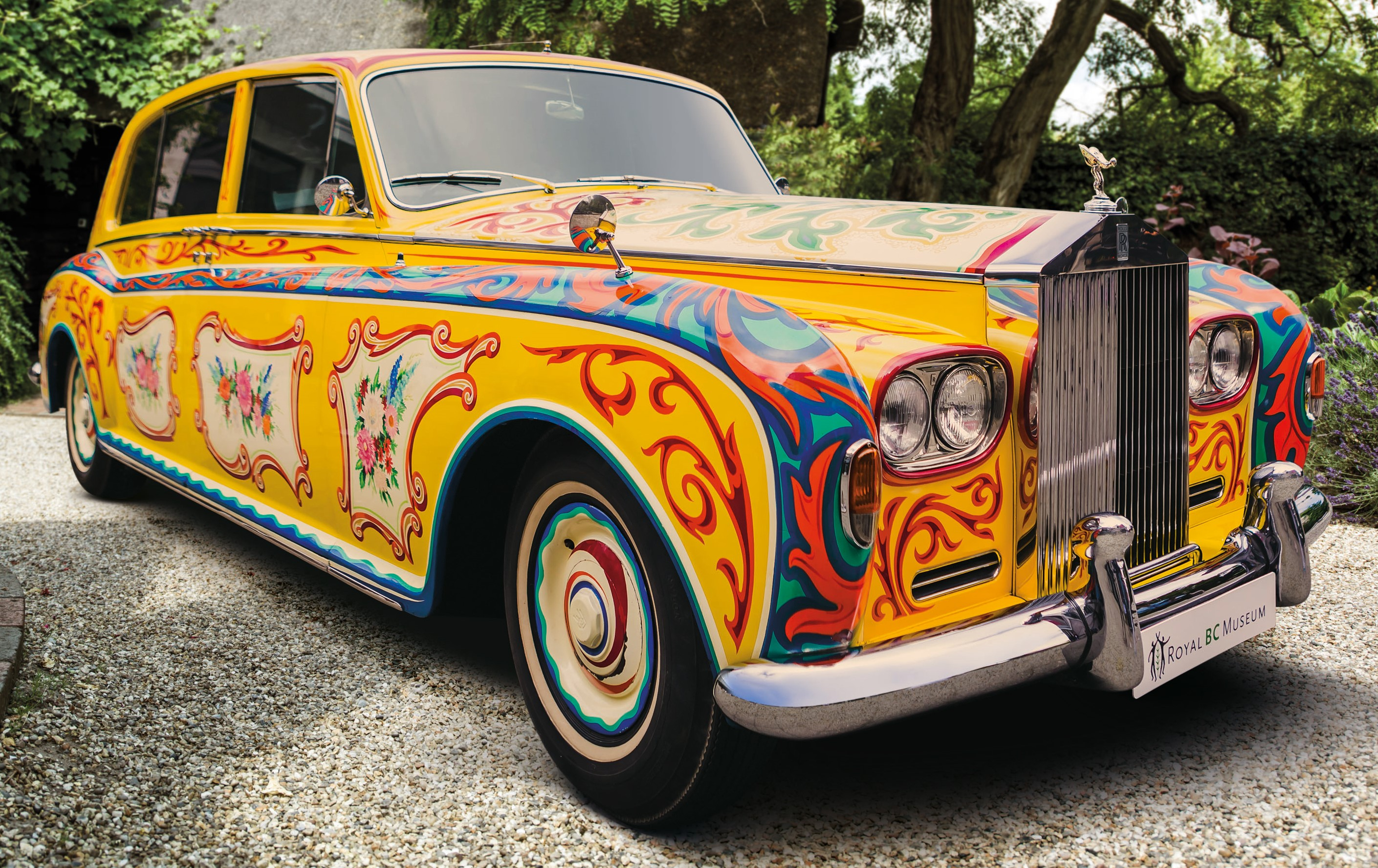 The John Lennon S Rolls Royce Will Be Joining The Great Eight Phantoms Exhibition Myautoworld Com