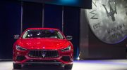 MASERATI RELEASES FIRST IMAGES OF THE NEW GHIBLI GRANLUSSO