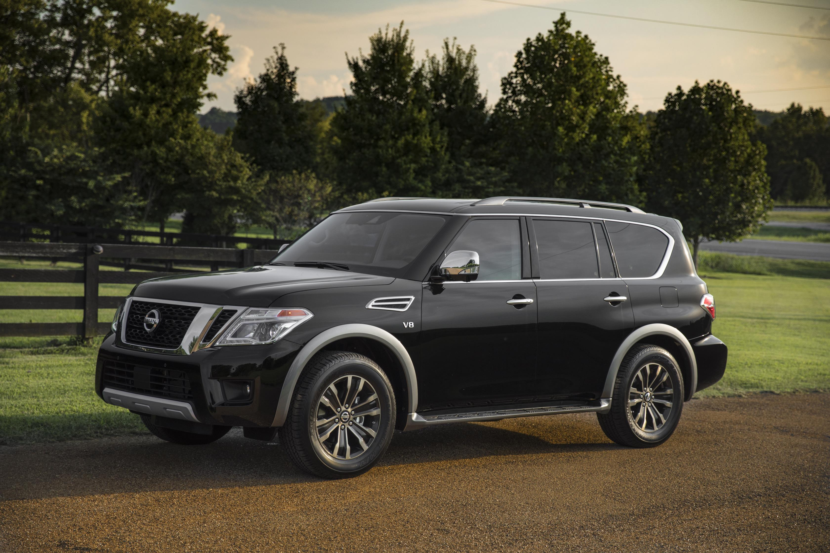 watch platinum nissan youtube armada le
