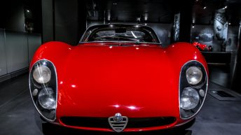 ALFA ROMEO CELEBRATES THE LEGENDARY 33 STRADALE