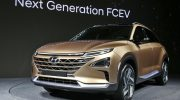 HYUNDAI'S NEXT-GEN FUEL CELL SUV