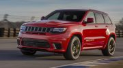 JEEP ANNOUNCES PRICING FOR 2018 GRAND CHEROKEE TRACKHAWK