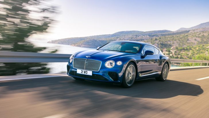 ALL-NEW BENTLEY CONTINENTAL GT