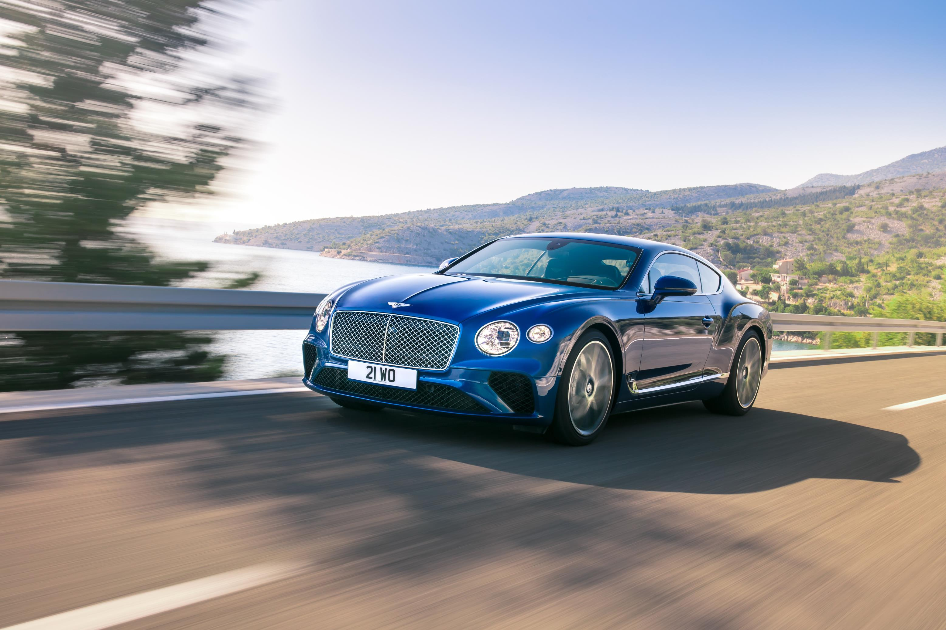 Incroyable New Continental GT U2013 1