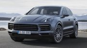 2018 PORSCHE CAYENNE MODELS MAKE GLOBAL DEBUT
