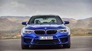 THE ALL-NEW 2018 BMW M5