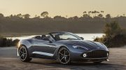 ASTON MARTIN VANQUISH ZAGATOS COUPE, SPEEDSTER AND SHOOTING BRAKE TO COMPLETE QUARTET
