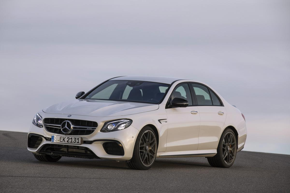2018 mercedes amg e63 s sedan for Mercedes benz e63 amg 2018