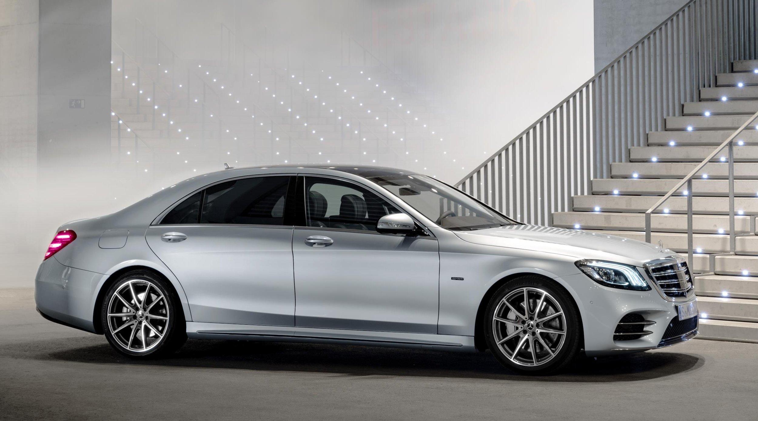 2019 Mercedes Benz S560e Eq Power Myautoworld Com