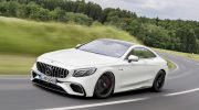 THE 2018 MERCEDES S-CLASS COUPE AND CABRIOLET