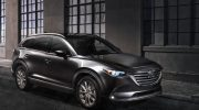 2018 MAZDA CX-9 FLAGSHIP THREE-ROW CROSSOVER SUV
