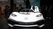 THE MERCEDES-AMG PROJECT ONE SHOW CAR