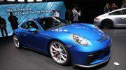 PORSCHE 911 GT3 PREMIERE