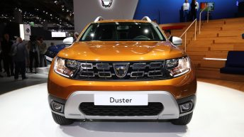ALL-NEW DACIA DUSTER WORLD PREMIERE