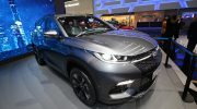 CHERY AT THE FRANKFURT MOTOR SHOW