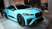 JAGUAR I-PACE ALL-ELECTRIC RACE SERIES