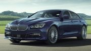 THE BMW ALPINA B6 XDRIVE GRAN COUPE BMW CCA EDITION