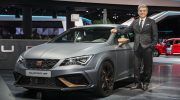 SEAT'S NEW ARONA, LEON CUPRA R AT THE IAA 2017