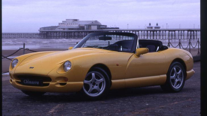 Tvr Automobile Model List And Gallery Myautoworld