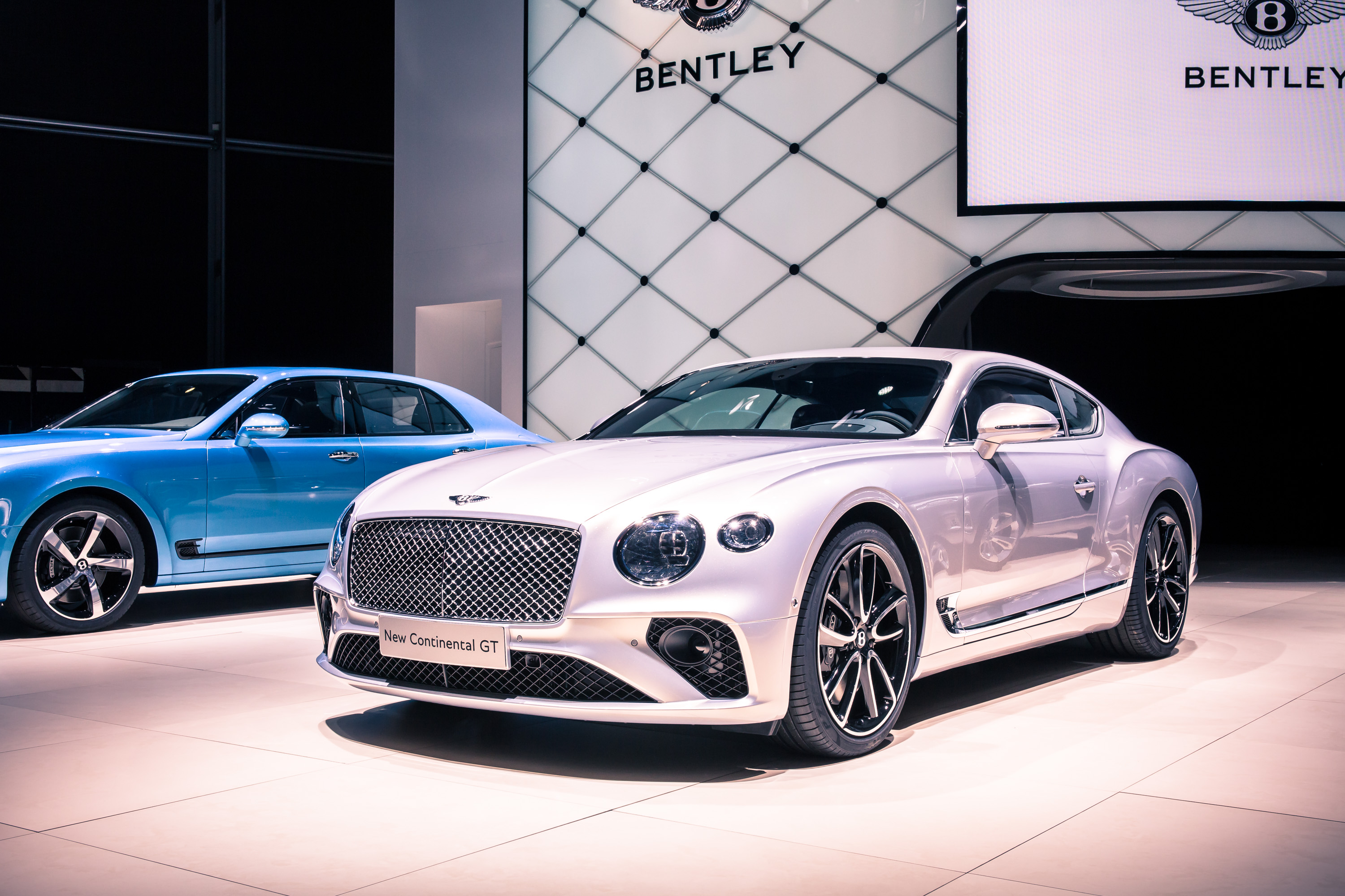 All New Bentley Continental GT