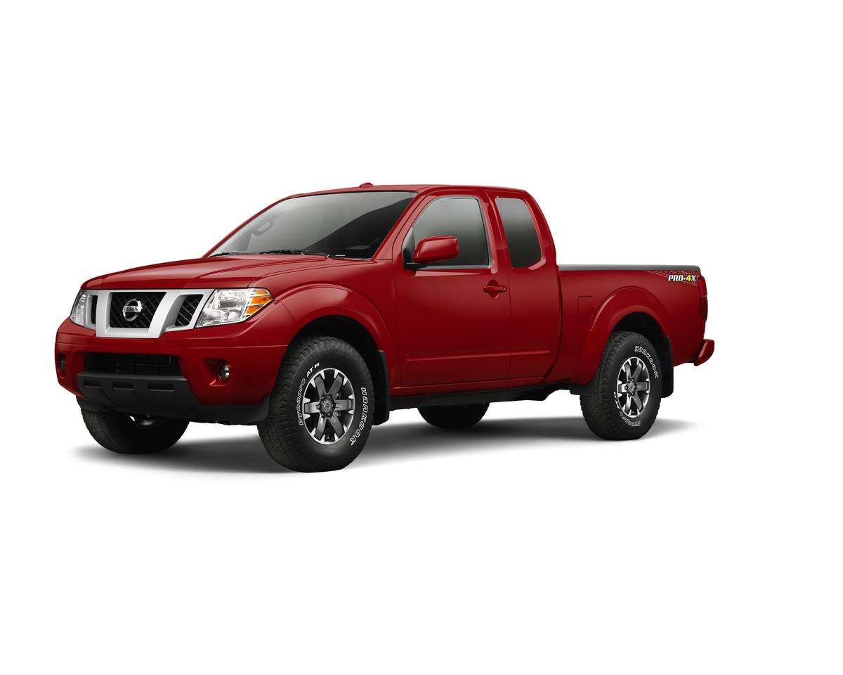 2018 Nissan Frontier King Cab >> 2018 Nissan Frontier - myAutoWorld.com