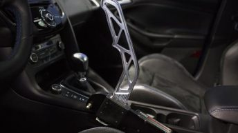 FORD PERFORMANCE OFFERS WORLD'S FIRST ELECTRONIC HANDBRAKE
