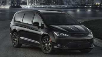 "2018 CHRYSLER PACIFICA ""S APPEARANCE PACKAGE"" OFFERS SPORTY LOOK"