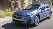 2018 SUBARU CROSSTREK AND WRX EARN IIHS 2017 TOP SAFETY PICK