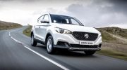 THE MG ZS COMPACT-SUV
