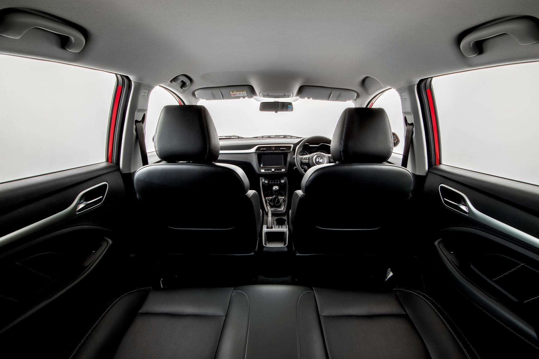 THE MG ZS PACT SUV myAutoWorld