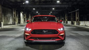 MUSTANG NEW PERFORMANCE PACK FOR ULTIMATE ROAD-HUGGING THRILL RIDE
