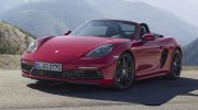 2018 PORSCHE 718 GTS AND CAYMAN