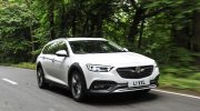 2018 VAUXHALL INSIGNIA COUNTRY TOURER
