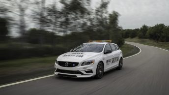 INTRODUCING THE NEW VOLVO V60 POLESTAR WTCC SAFETY CAR