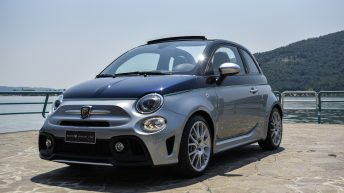 INTRODUCING THE ABARTH 695 RIVALE AND 124 SPIDER
