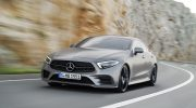 THE NEW 2019 MERCEDES-BENZ CLS