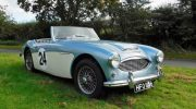 UK's CLASSIC CAR AUCTION 2 DECEMBER