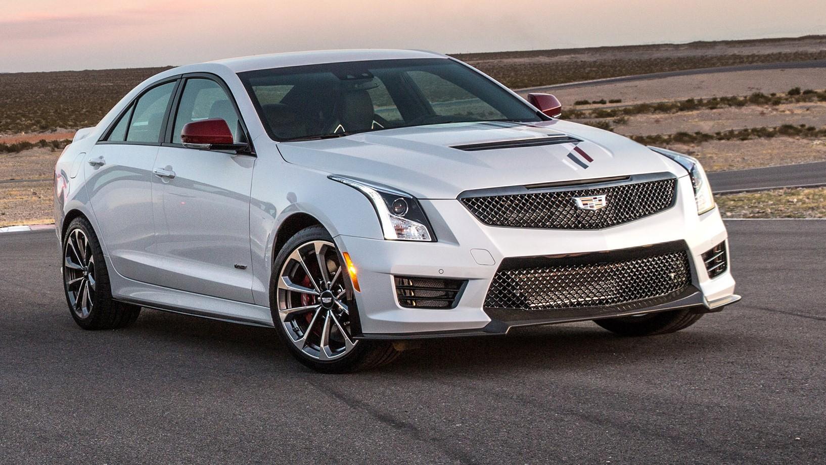 Cadillac Ats Sedan >> 2018 CADILLAC CTS-V CHAMPIONSHIP EDITIONS - myAutoWorld.com