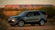 LAND ROVER ANNOUNCES NEW MODEL YEAR UPDATES TO 2018 LAND ROVER DISCOVERY